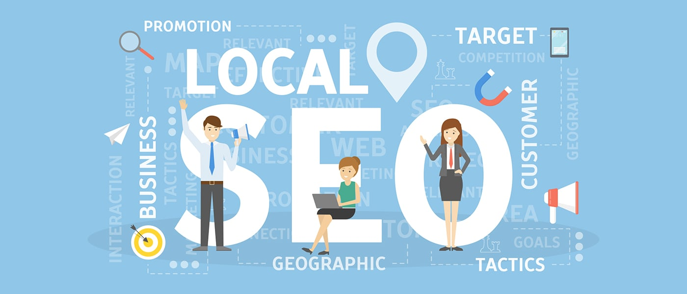 How to improve SEO for a local business